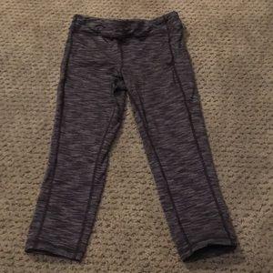 Athleta Girl spandex athletic leggings size 8/10